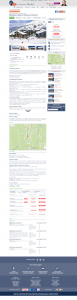 projet portfolio : Refonte Voyages Loisirs