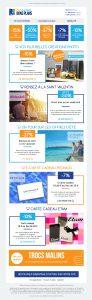 projet portfolio : mailing Quintess